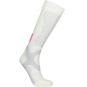 Kompresní sportovní ponožky NORDBLANC Portion NBSX16375_BLA 34-36