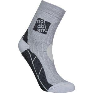 Kompresní sportovní ponožky NORDBLANC Starch NBSX16379_SSM 34-36