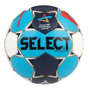 Házenkářský míč Select HB Ultimate Champions League Men bílo modrá
