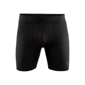 Boxerky CRAFT Fuseknit Comfort 1906605-B99000 - černá M