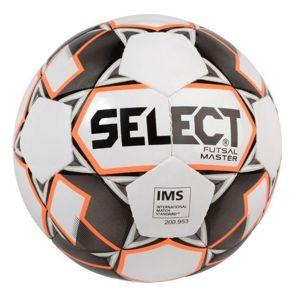 Futsalový míč Select FB Futsal Master bílo oranžová vel. 4
