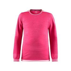 Triko CRAFT Fuseknit Comfort 1906633-720705 - růžová 122/1
