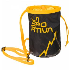 Pytlík na magnézium La Sportiva LSP Chalk Bag black