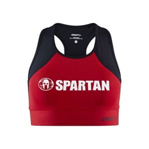 Top CRAFT SPARTAN Cropped 1909113-454999 červená L