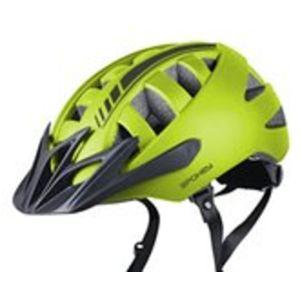 Cyklistická přilba Spokey SPEED 58-61 cm žlutá