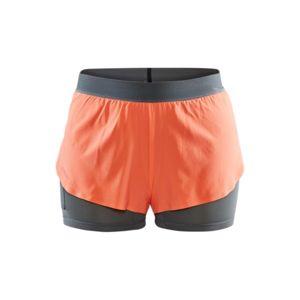 Šortky CRAFT Vent 2v1 1908707-825000 oranžová L