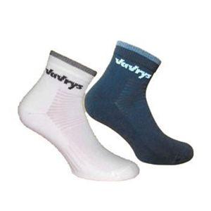 Ponožky VAVRYS Competition 28118-10 bílá 46-48