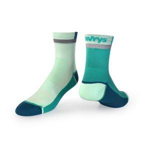 Ponožky VAVRYS CYKLO 2020 2-pa 46220-500 zelená 34-36