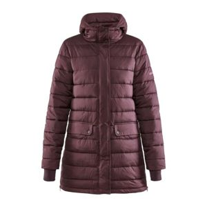 Parka CRAFT CORE Street Insula 1909856-480738 - fialová XL