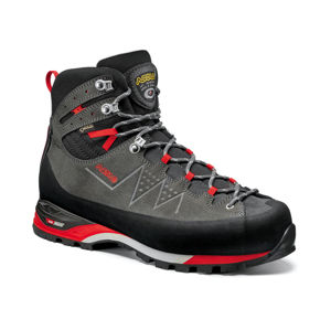 Boty Asolo Traverse GV MM graphite/red/A619 10 UK