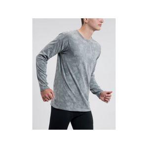 pánské triko Saucony s dlouhým rukávem, které je vhodné i pro ty, kteří se pořádně zapotí L