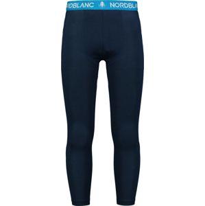 Pánské termo kalhoty Nordblanc Tensile modré NBWFM6871_ZEM L