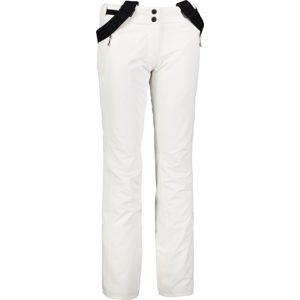 Dámské lyžařské kalhoty NORDBLANC Sandy bílá NBWP6957_CHB 42