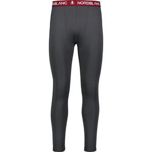 Pánské termo kalhoty Nordblanc STARTLE šedé NBBMD7088_GRA L