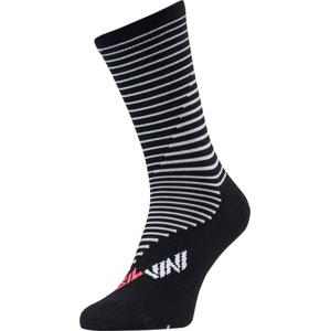 Cyklistické ponožky Silvini Ferugi UA1644 black-red 39-41