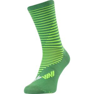 Cyklistické ponožky Silvini Ferugi UA1644 forest-lime 36-38
