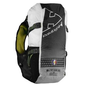 Běžecká vesta Raidlight Gilet LazerDry Responsiv 20L+2*600ml Black/Yellow L/XL