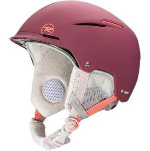Lyžařská helma Rossignol Templar Impacts W purple RKIH403