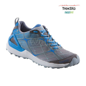 Boty Treksta Alter Ego woman grey/sky blue 40