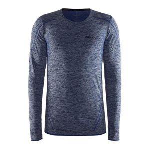 Triko CRAFT Active Comfort LS 1903716-B392 - tmavě modrá S